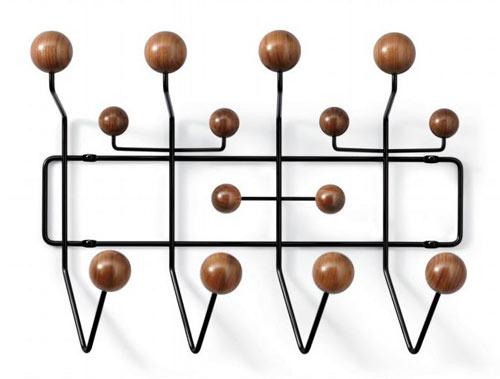 Limited Edition Walnut Eames Hang-It-All