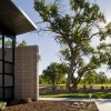 Flyway View House in New Mexico by Jon Anderson Architecture in architecture  Category