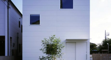 House in Hamadera in Japan by Coo Planning