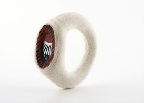 Hanan Kedmi Felt Follows Form Jewelry in technology style fashion main art  Category