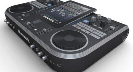 iPad DJ Station