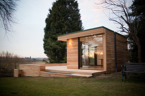 Garden Studio by in.it.studios in main architecture  Category