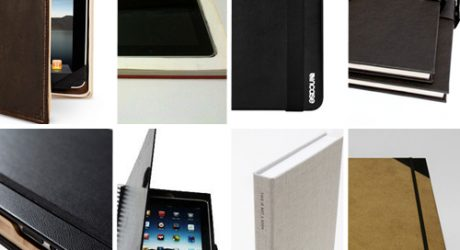 Roundup: iPad Book Cases