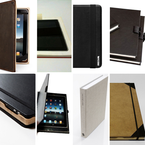 Roundup: iPad Book Cases