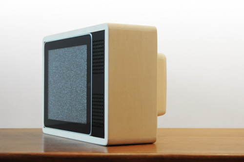 iPad Retro TV by Jonas Damon in technology  Category