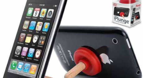 iPlunge iPhone Stand