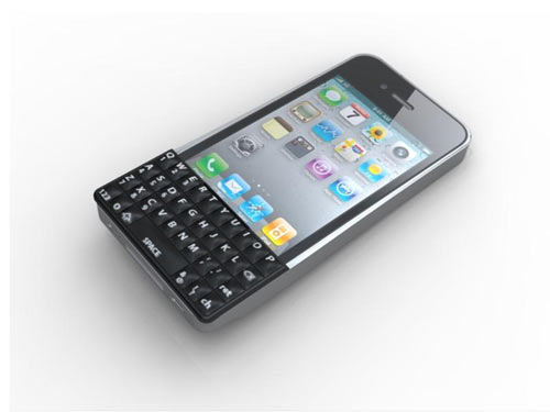 iPhone Qwerty Keyboard in technology  Category