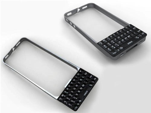 iPhone Qwerty Keyboard in technology main  Category