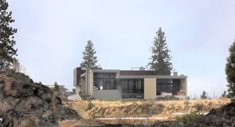 Kenneally Residence in Oregon by PIQUE LLC