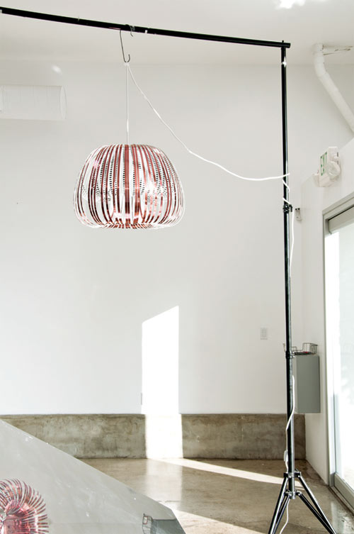 Trianon and La Corounne Lamps by Paula Arntzen in main home furnishings  Category