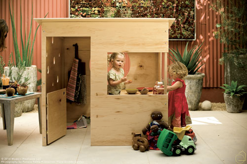 Modern Playhouse