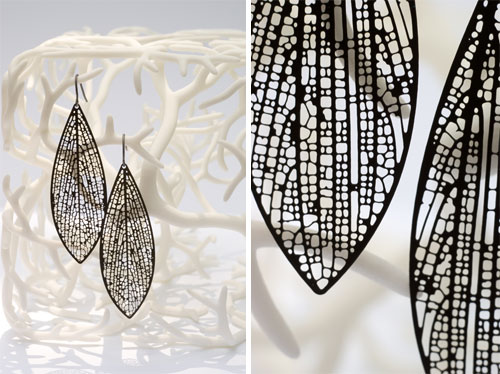 Black Chromium by Nervous System Jewelry in style fashion main  Category