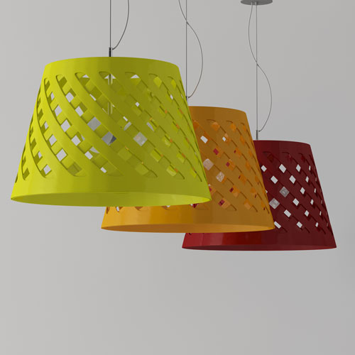 Pie Pendant Lamp in main home furnishings  Category