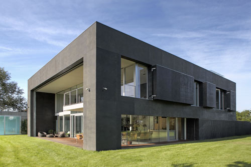 The Safe House in Poland by KWK PROMES in architecture  Category