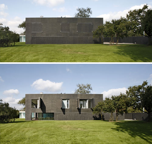 The Safe House in Poland by KWK PROMES in main architecture  Category