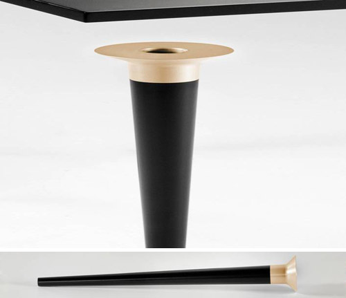 ScrewTop Table by Joe Doucet in main home furnishings  Category