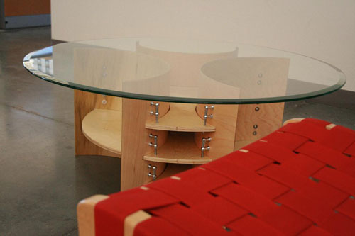 Drum Table in main home furnishings  Category