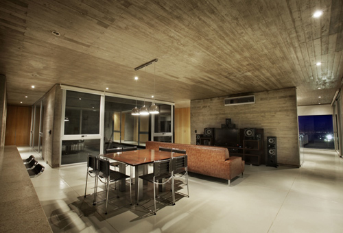 Sobrino House in Argentina by A4estudio in main architecture  Category