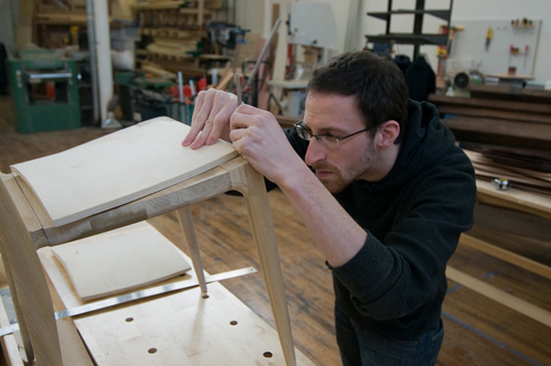 A Day in the Life of Asher Dunn of Studio Dunn in main home furnishings  Category