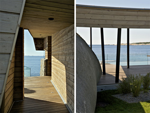 Summer House Vestfold 2 in Norway by Jarmund/Vigsnæs AS Architects  in main architecture  Category