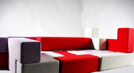 TAT-Tris Modular Seating for Children
