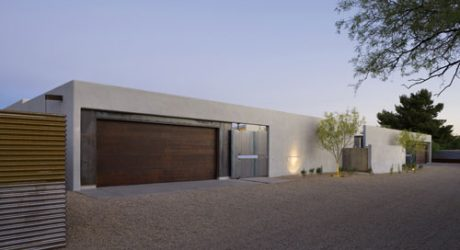 The Six: Courtyard Houses in Arizona by Ibarra Rosano Design Architects