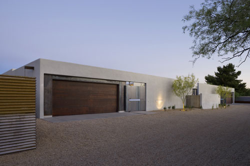 The Six: Courtyard Houses in Arizona by Ibarra Rosano Design ...