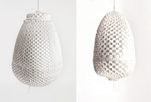 Trianon and La Corounne Lamps by Paula Arntzen