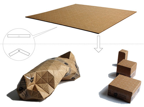 Universal Packaging by Patrick Sung in main  Category
