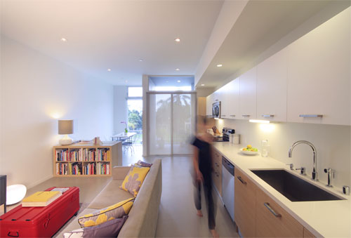 Venice Superior Apartments in California by Kanner Architects in main architecture  Category