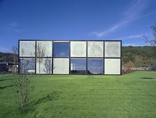 Villa in the Czech Republic by HSH Architekti / Petr Hajek, Tomas Hradecny, Jan Sepka