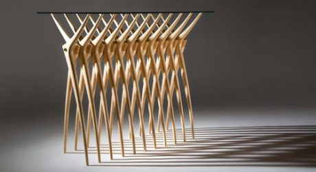 Ardú Console Table by Martin Gallagher