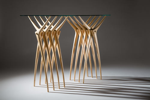 Ardú Console Table by Martin Gallagher in main home furnishings art  Category