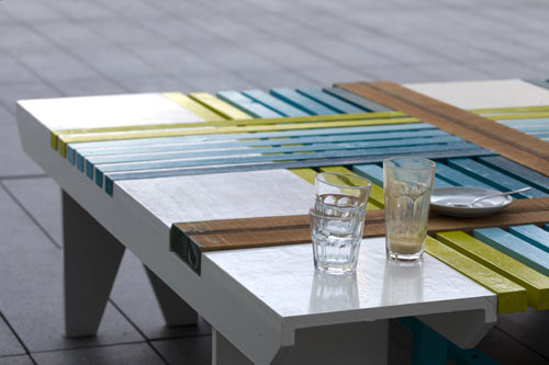 Bench 10 Exhibition at the London Design Festival