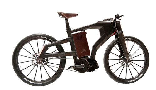 Black Trail: Luxury Electric Bike