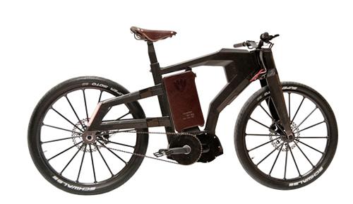 Black Trail: Luxury Electric Bike