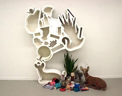 Cabinet by Misha Kahn