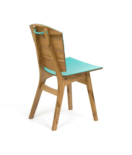 Havaianas Chair by Carlos Motta in home furnishings  Category