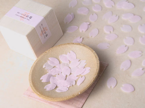 Cherry Blossom Soap in style fashion home furnishings  Category