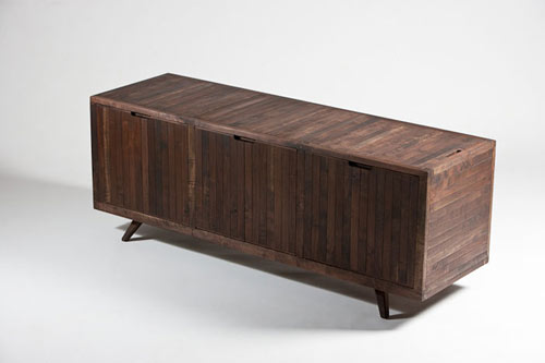 Console Cabinet by Von Tundra in main home furnishings  Category