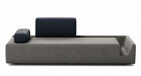 Fossa Sofa by Aurelien Barbry for COR