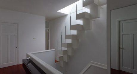 DUB Staircase by Reinier de Jong Design
