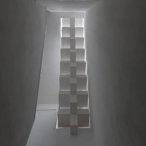 DUB Staircase by Reinier de Jong Design in main art architecture  Category