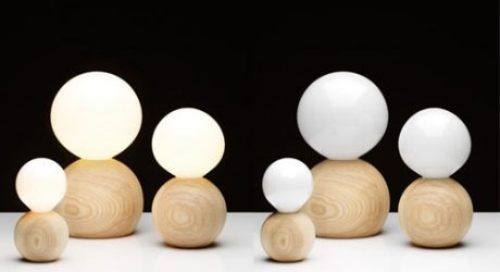 Duesphere Family Lamps by Note Design Studio
