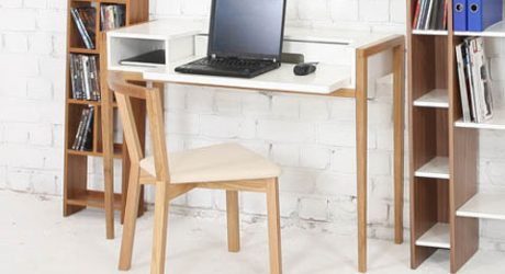 Farringdon Laptop Desk by Leonhard Pfeifer