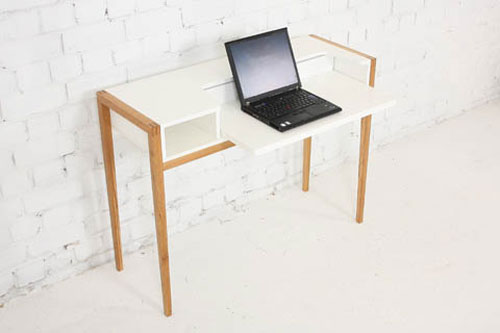 Farringdon Laptop Desk by Leonhard Pfeifer in main home furnishings  Category