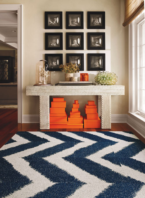 New FLOR for Fall in main home furnishings  Category