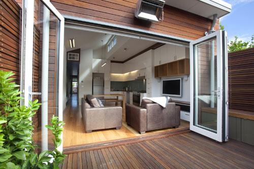 Fraser Street in Australia by Breathe Architecture