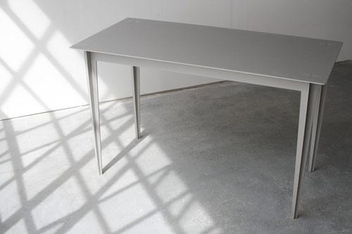 Computer Desk by Goodwin + Goodwin Design