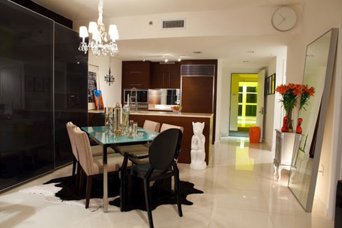 Icon Brickell in Florida by Errez Design Inc. in interior design  Category
